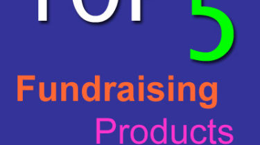 Top 5 Fundraising Products