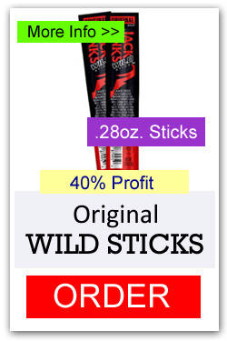 .28oz Original Wild Sticks Fundraising Kit