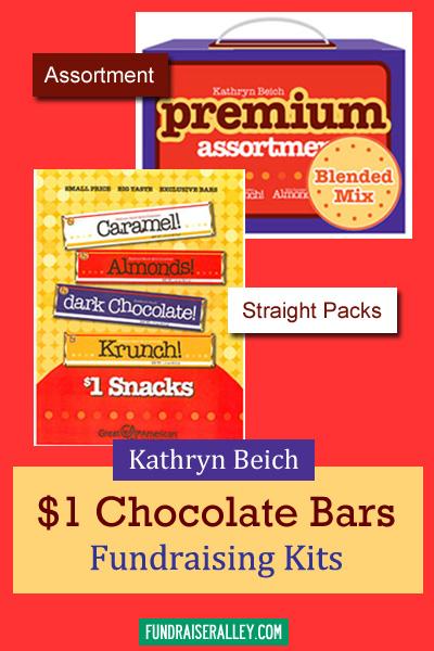 Kathryn Beich Candy Bar Fundraising Kits