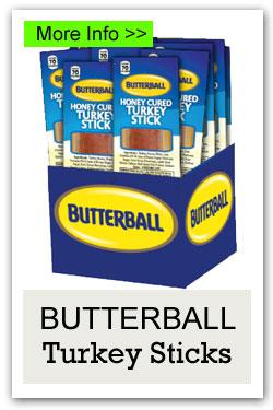 Butterball Turkey Sticks