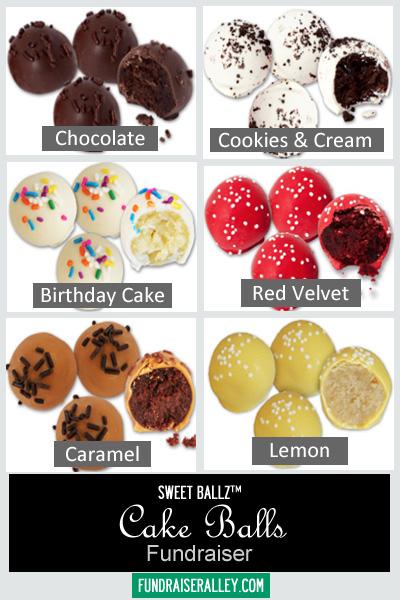 Cake Balls Fundraiser
