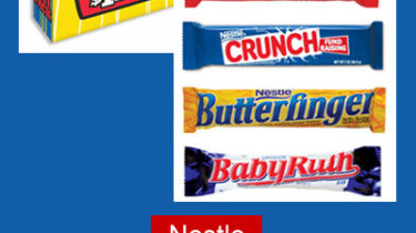 Nestle Candy Bar Fundraising Kits
