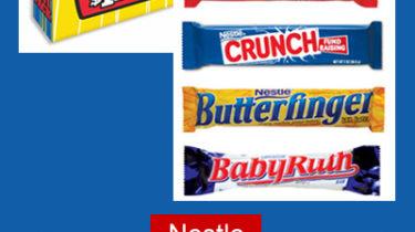 Nestle Candy Bar Fundraising Kits