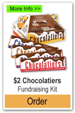 Van Wyk $2 Chocolatiers Fundraising Kit
