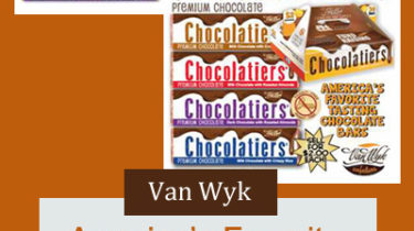 Van Wyk Candy Bar Fundraising Kits