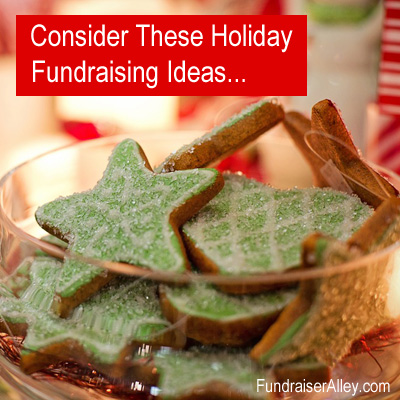Consider These Holiday Fundraising Ideas