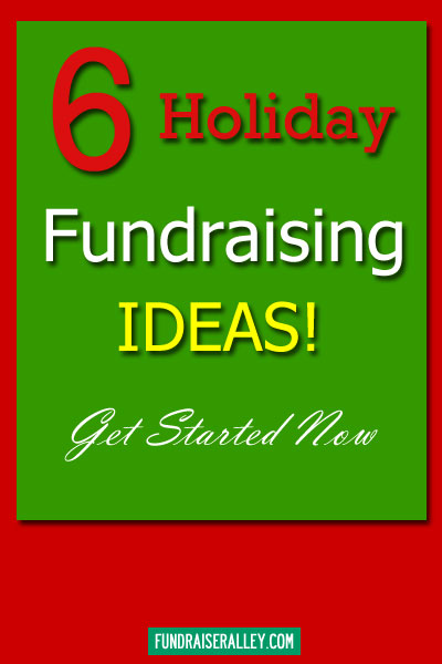 Holiday Fundraising Ideas