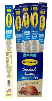 Butterball Smoked Turkey Sticks for Fundraising