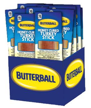 Butterball Honey Turkey Sticks for Fundraising
