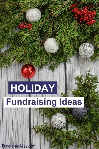 Holiday Fundraising Ideas