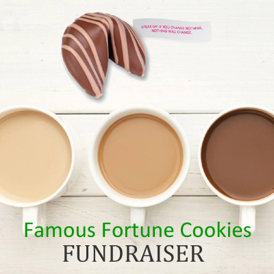 Famous Fortune Cookies Fundraiser