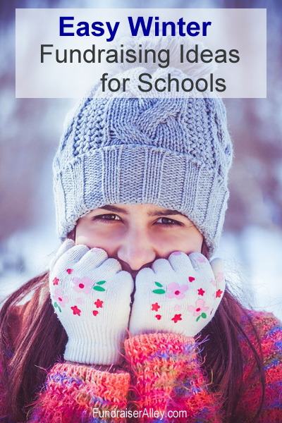 Easy Winter Fundraising Ideas for Your Schools