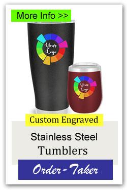 Custom Tumbler Order-Taker Fundraiser