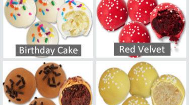 Cake Balls Order-Taker Fundraiser