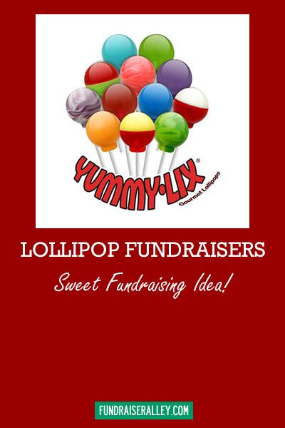 Lollipop Fundraisers - Sweet Fundraising Idea!