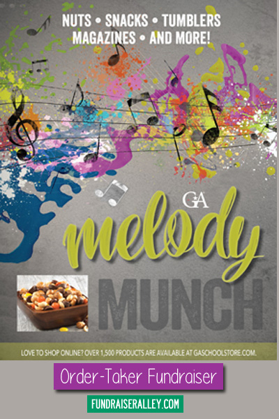 Melody Munch Fundraiser for High School Clubs