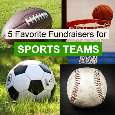 5 Favorite Fundraisers for Sports Teams