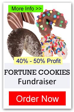 Fortune Cookies Fundraiser