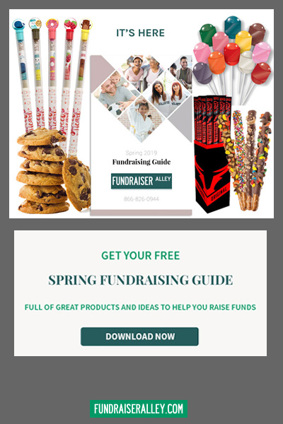 Download Your Free Spring 2019 Fundraising Info Guide