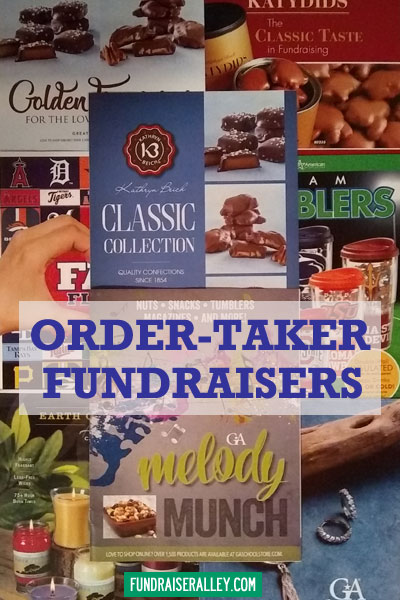 Order-Taker Fundraisers