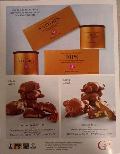 Page 4/back - Golden Treasures Brochure