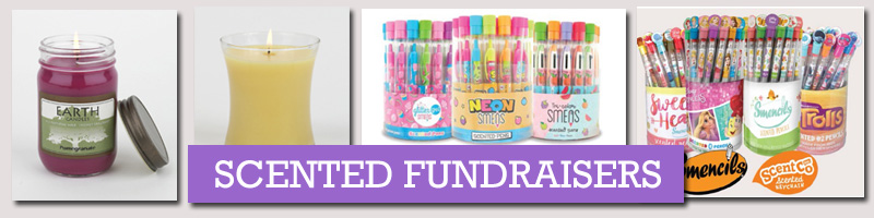 Scented Fundraisers