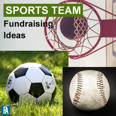 Sports Team Fundraising Ideas