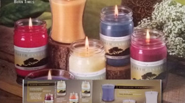 Candle Fundraiser Order-Taker Brochure