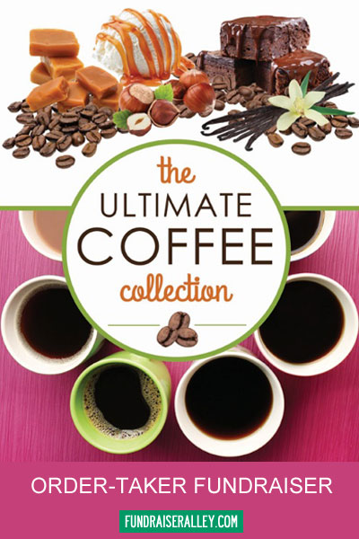 Ultimate Coffee Collection Fundraiser Brochure