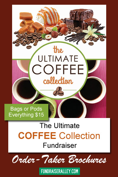 The Ultimate Coffee Collection Fundraiser