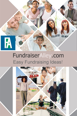 FundraiserAlley.com - Easy Fundraising Ideas!