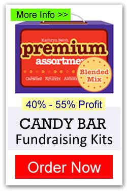 Candy Bar Fundraising Kits