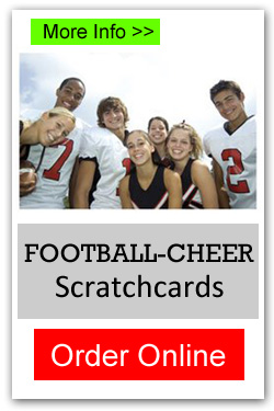 Football/Cheer Scratchcards - Order Online