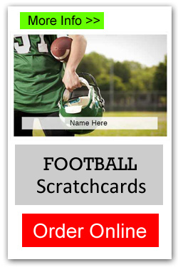Football Scratchcards - Order Online