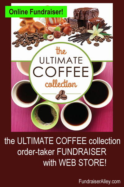 The Ultimate Coffee Collection Order-Taker Fundraiser With Web Store