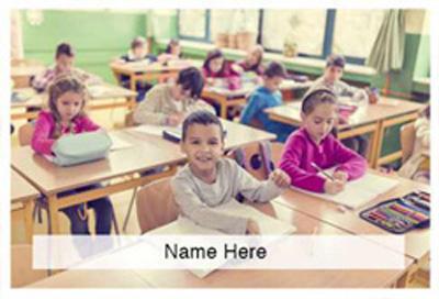 Scratchcard Theme - Elementary School