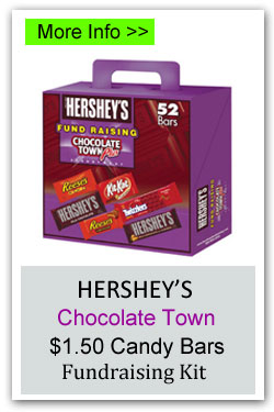 Hershey's Chocolate Town Fundraising Kit