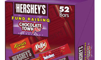 Hersheys Chocolate Town Fundraising Kit