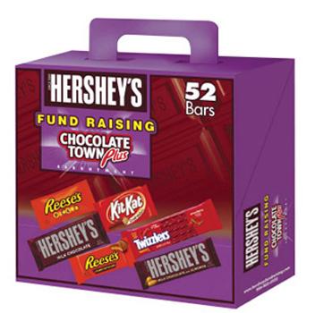 Hersheys Chocolate Town Fundraising Kit