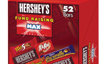 Hershey's Candy Shop Max Fundraising Kit