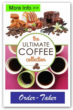 Coffee Order-Taker Fundraiser