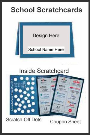 School Scratchcards Description