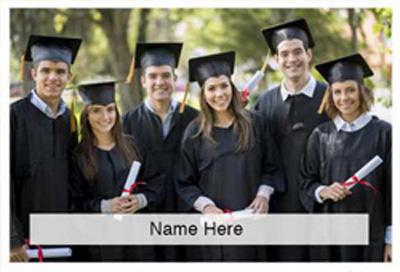 Scratchcard Theme - Graduates