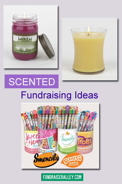 Scented Fundraising Ideas