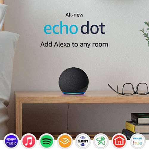 All New echo dot - Amazon.com