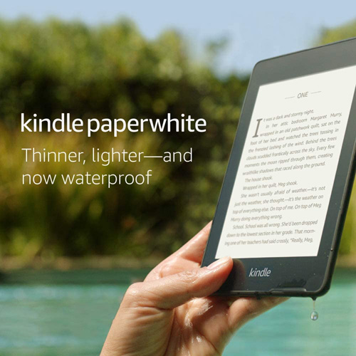 Kindle Paperwhite - Amazon.com