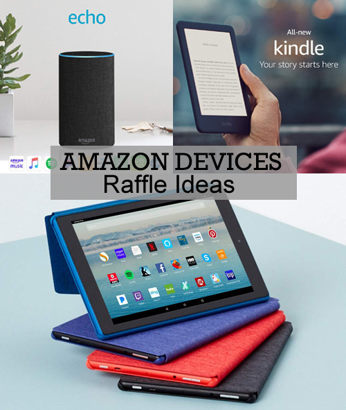 Popular Amazon Devices for Raffle Ideas