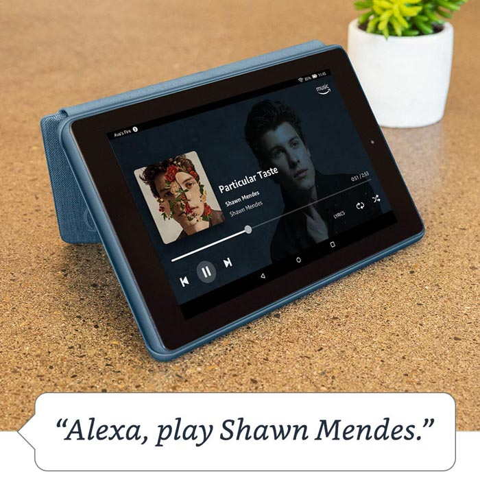 Amazon's All New Fire 7 with Alexa