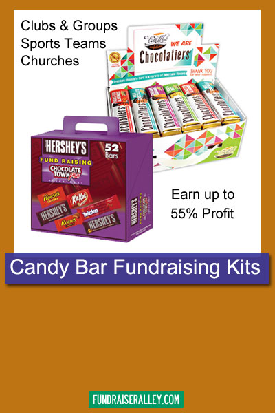 Candy Bar Kit Fundraiser