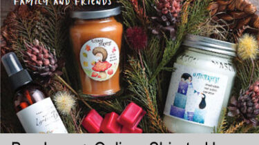 Candle Fundraiser with Brochure plus Online Store and Ship-to-Home